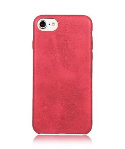 iphone vintage faux leather case