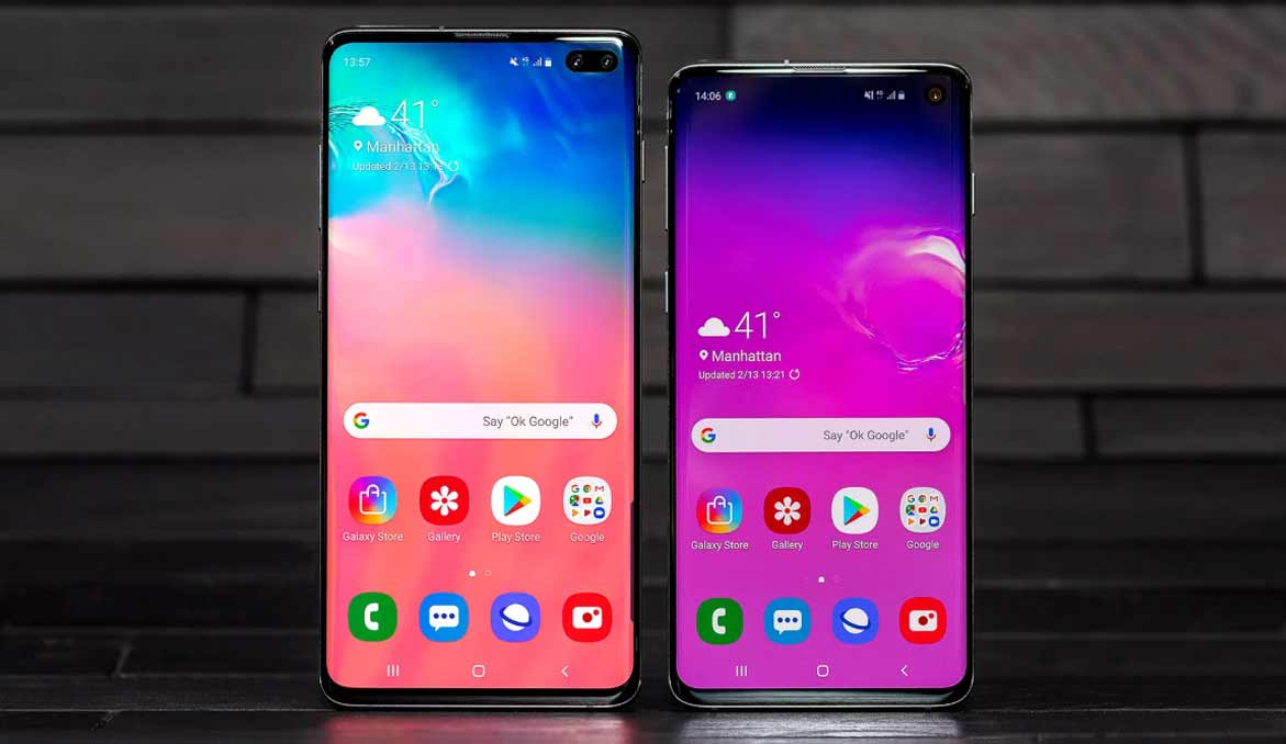 galaxy s10 release
