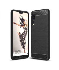 Huawei P20 Pro Carbon Fibre Case