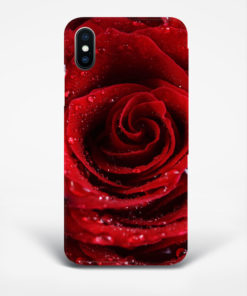 Dewy-Rose-iPhone-Case
