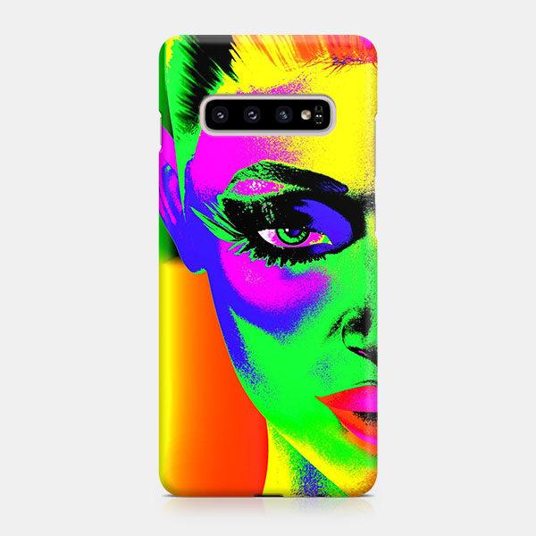 Digipop Woman Samsung Case