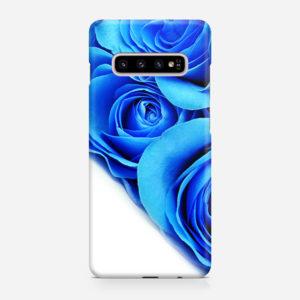 Azure Rose Samsung Case