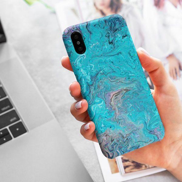Reflection-Melt-Phone-Case