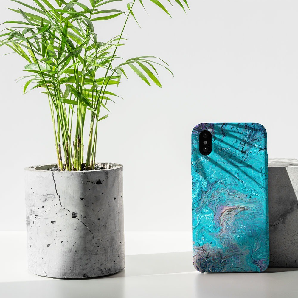 Reflection-Melt-Phone-Cover