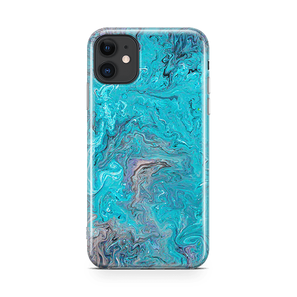 Reflection Melt iPhone 11 Snap Case