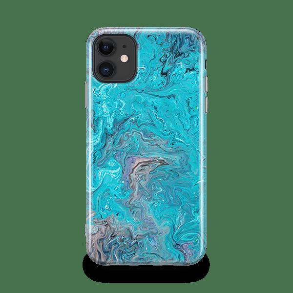 Reflection Melt iPhone 11 Snap Case