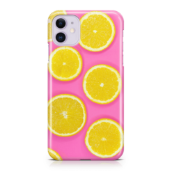 lemon drop iphone case