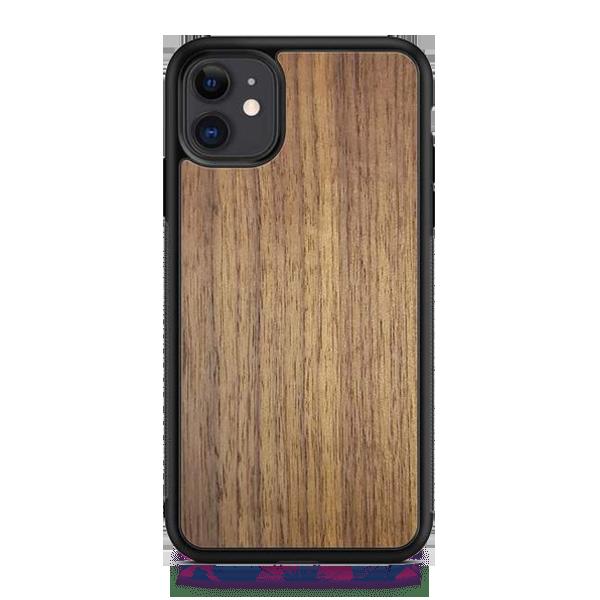 American Walnut iPhone Case