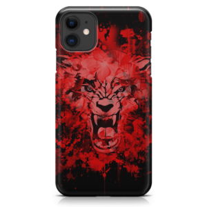 Bloodlust iPhone Case