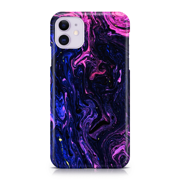 Cyberpunk Melt iPhone Case