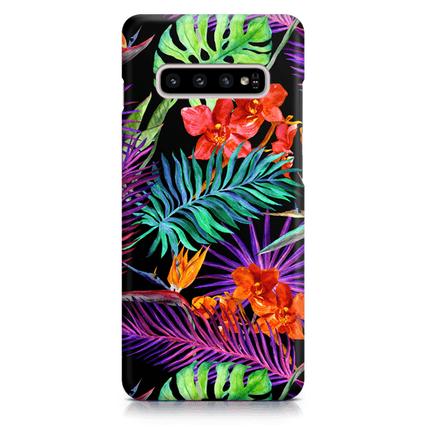 Flora Medley Samsung Case