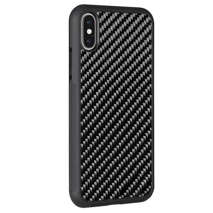 iPhone Carbon Fibre Cover