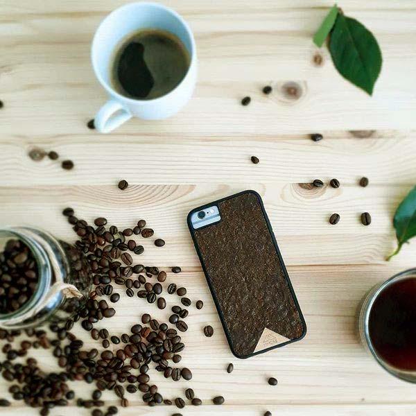 Organika Real Coffee iphone case