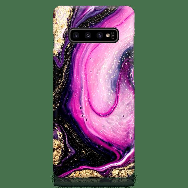 Amethyst Galaxy-Samsung Phone Case