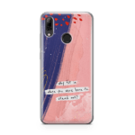 Amethyst Galaxy iPhone Case