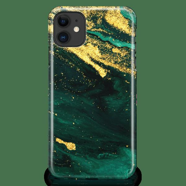 Jade Goldust iPhone Case