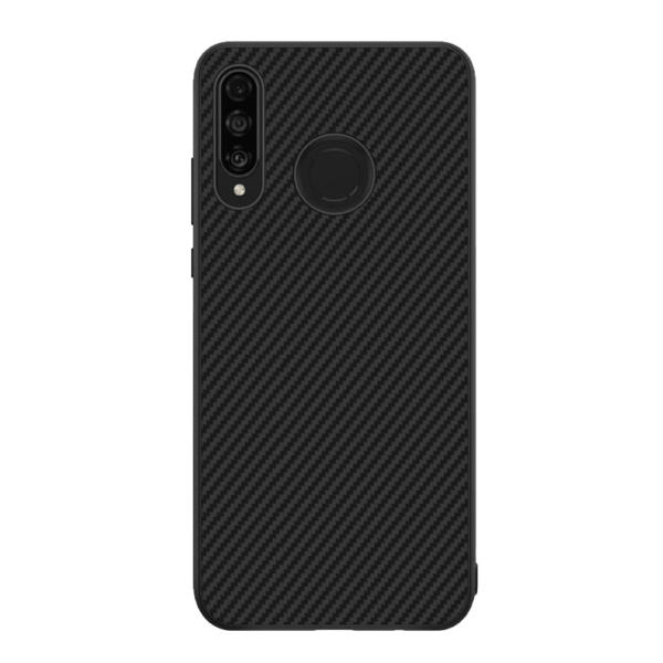 Synthetic Carbon Fibre Huawei Case