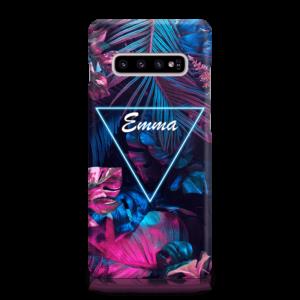 Electric Garden Monogram-Samsung Case