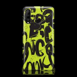 Graffiti Attack Huawei Case