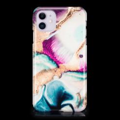 Mauve Mix iPhone Case