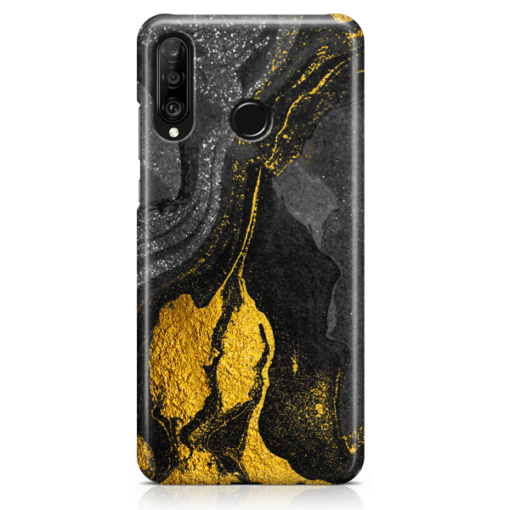 Midas Swirl Huawei Phone Case