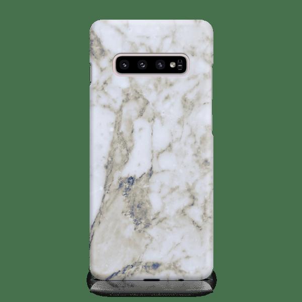 White Marble Samsung-case