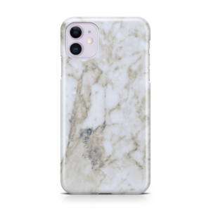 White Marble iPhone-case
