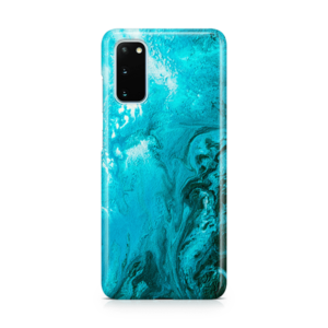 Blue Lagoon Phone Case