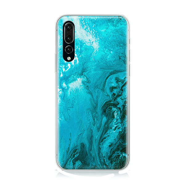 Blue Lagoon iphone 11 case