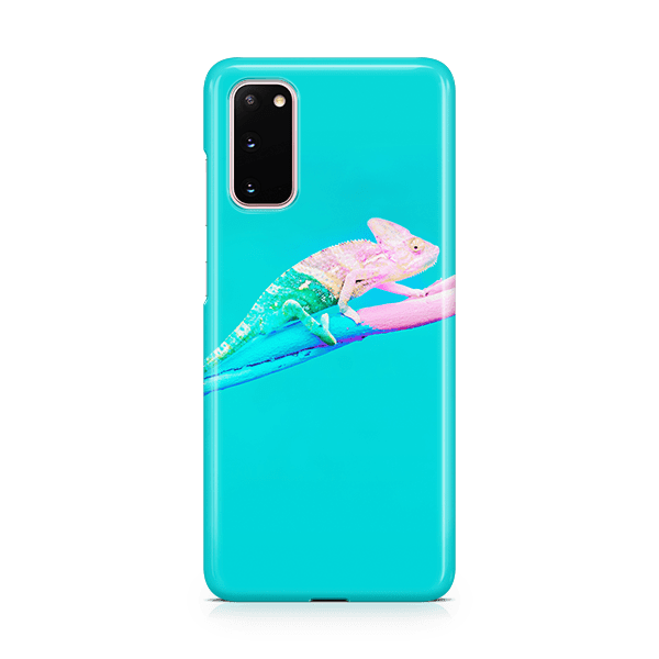 Chameleon Contrast Galaxy s20 Phone Case