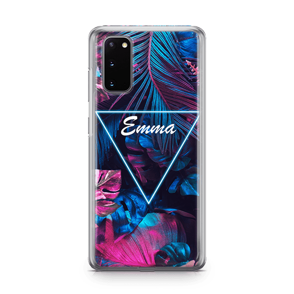 Electric Garden iPhone 11 Case