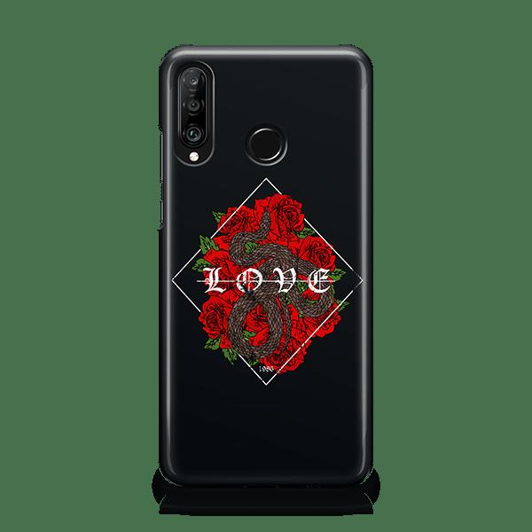 Love Serpent-Huawei Case