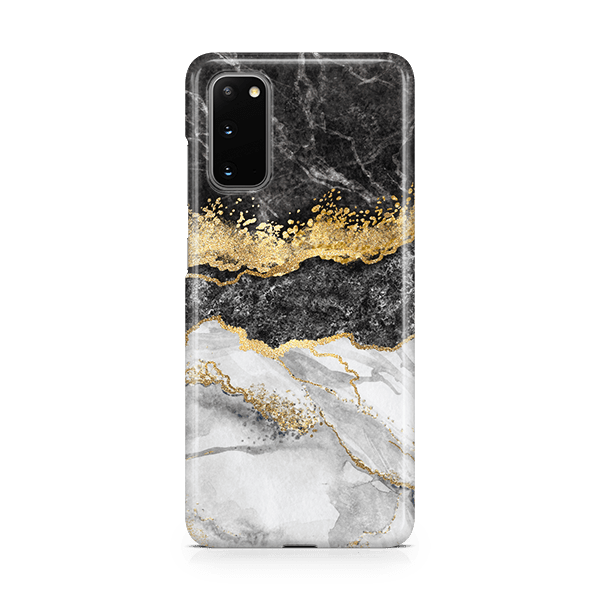 Black & White Marble Split