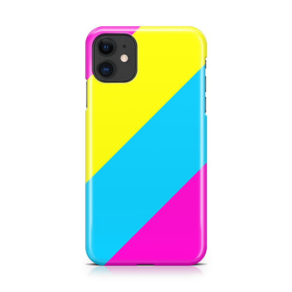 Candy Contrast iPhone 11 Case