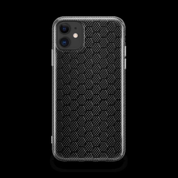 Carbon HoneyComb iphone 11 case