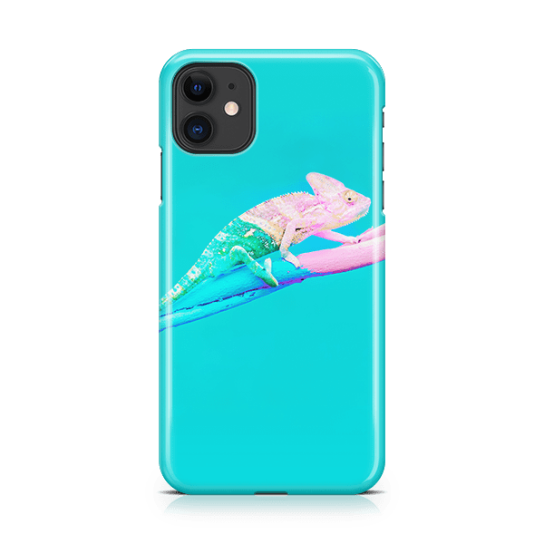 Chameleon Contrast iPhone 11 Phone Case