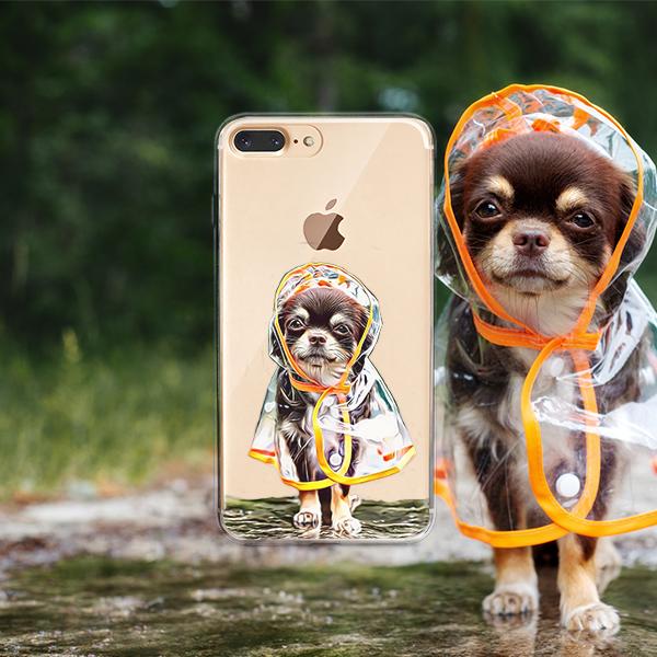 Custom Dog Phone Case