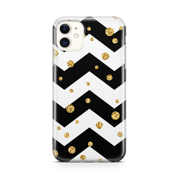 Gold Spec iPhone 11 Case