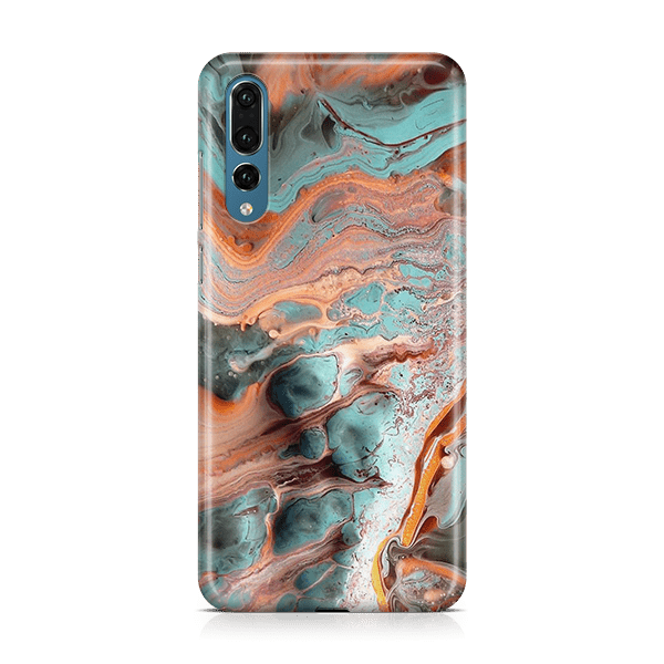 Marble Rust iphone 11 phone case