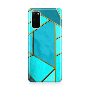 Moderna Teal Phone Case