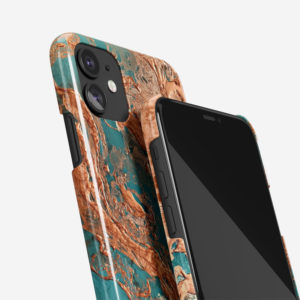 Rust-Drip-Phone-Case