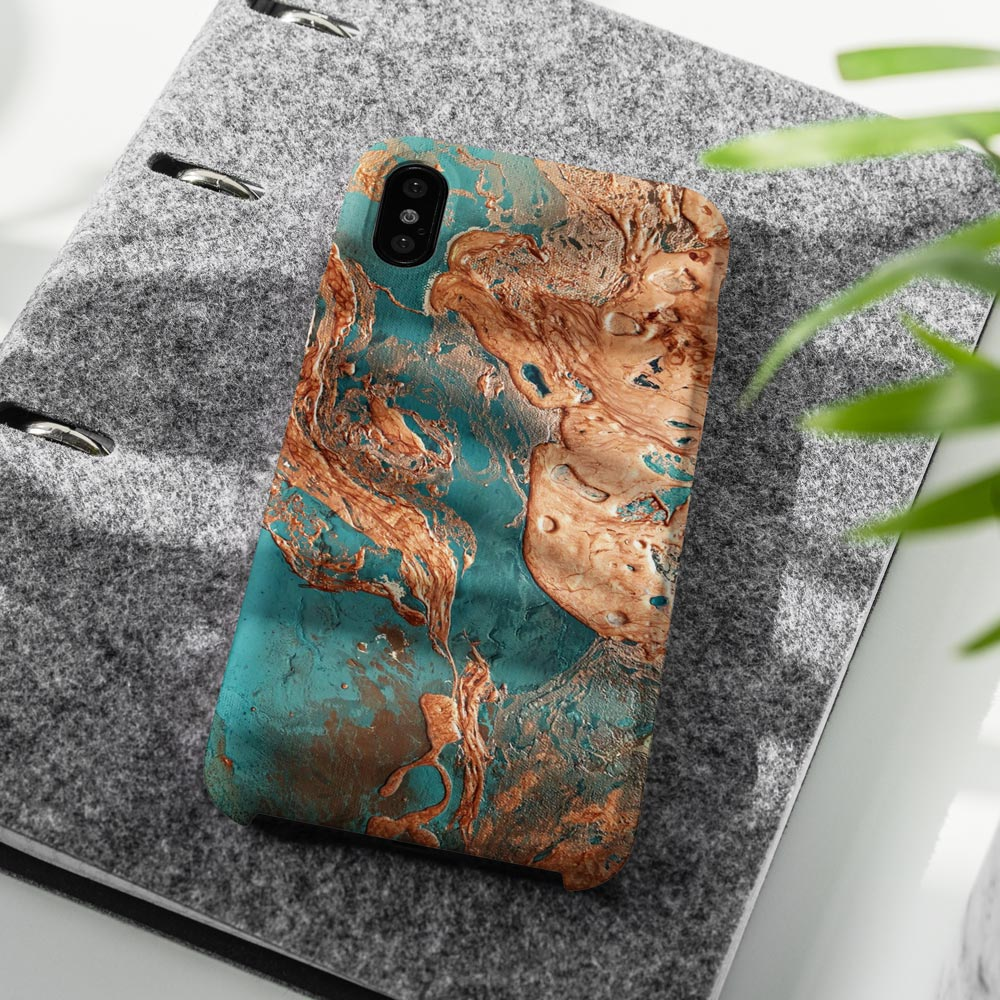 Rust-Drip-Phone-Cover