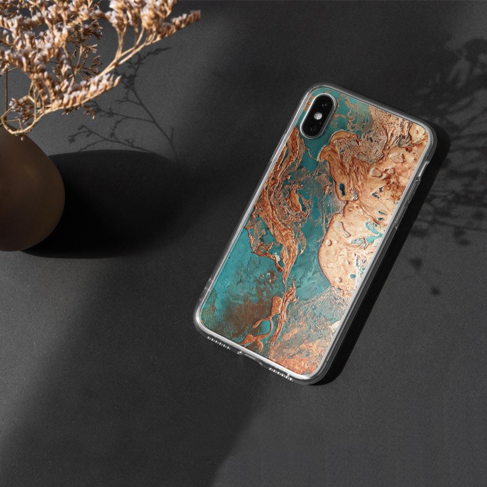 Rust-Drip-iPhone-Case