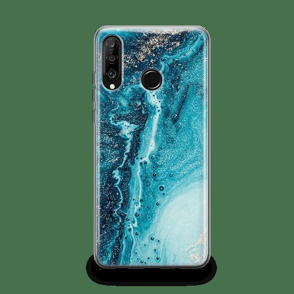 Blue Dream Huawei P30 Lite Soft Case
