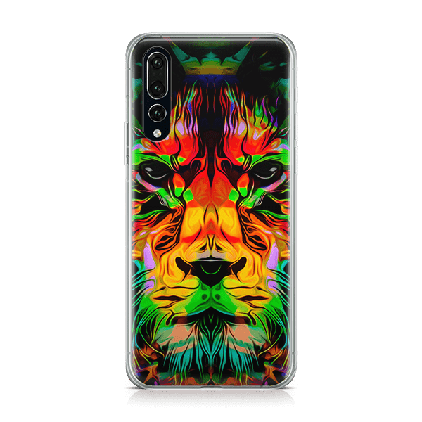 Jungle Majesty Huawei Case