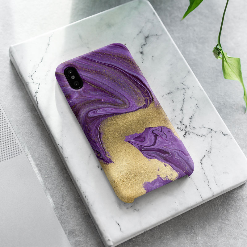Marble-Mix-Phone-Case