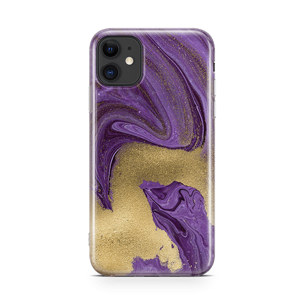 Marble Mix iPhone 11 Snap Case