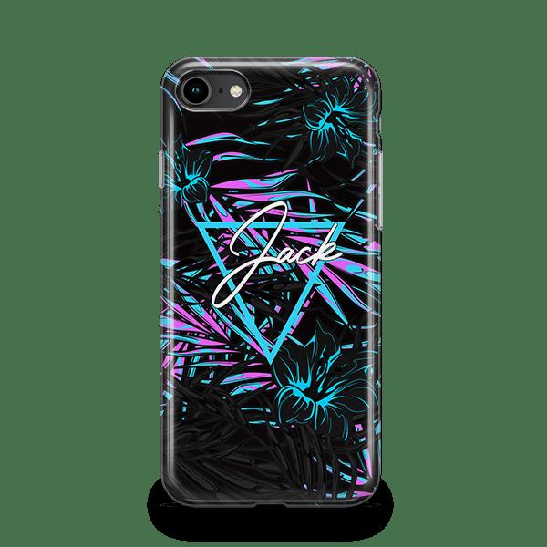 Neon Jungle iPhone 11 soft case