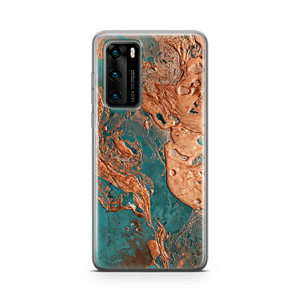 Rust Drip iphone 11 snap case
