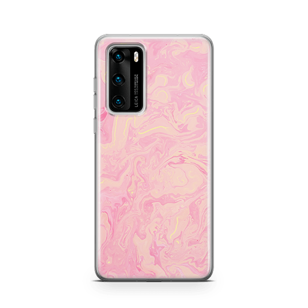 Cotton Candy Design huawei iphone 11 cover